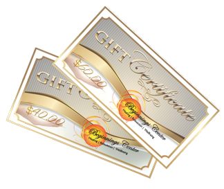 Reiki Free Gift Vouchers